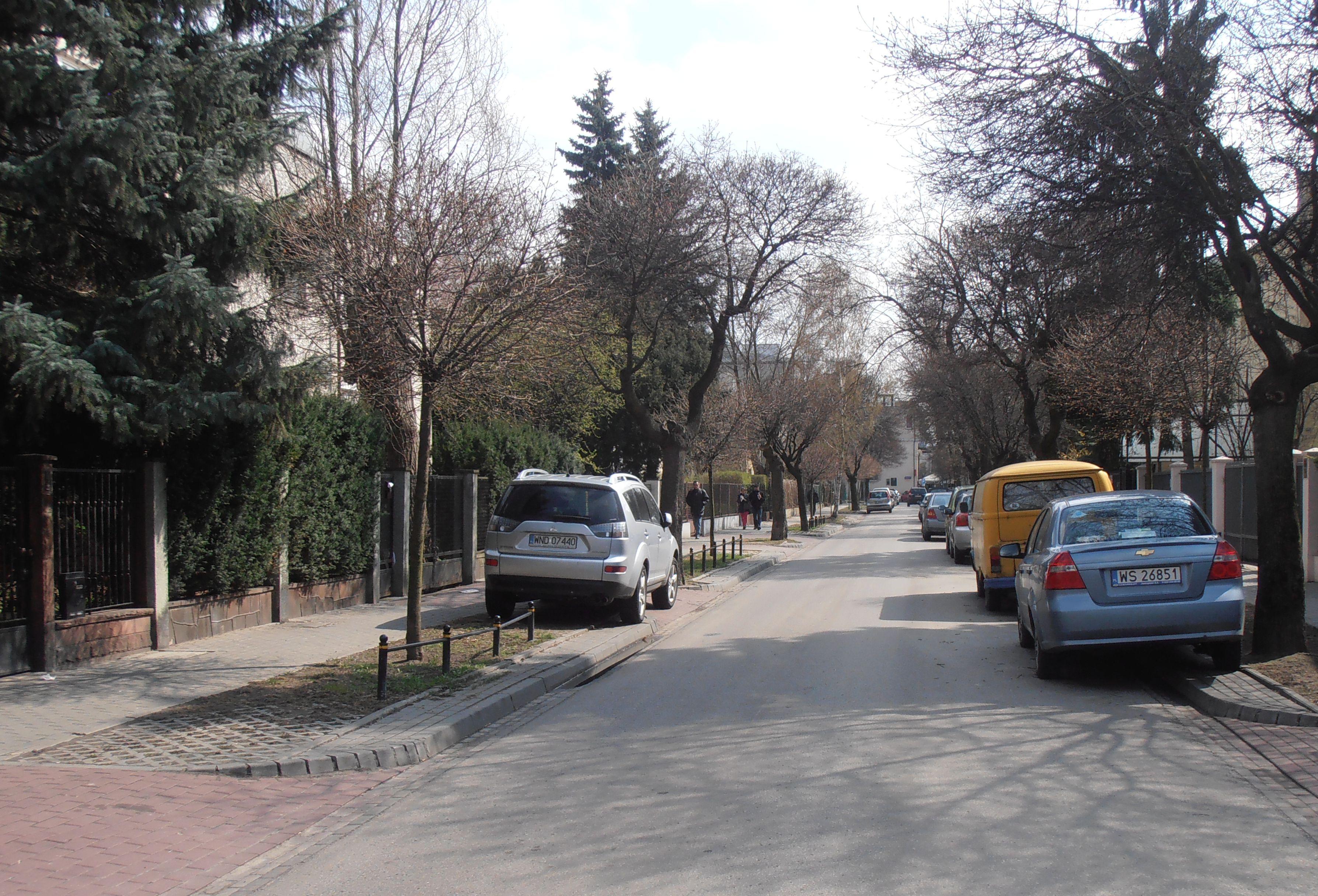 Ulica Poselska