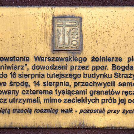 Tablica Żniwiarz SGSP.JPG