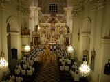 Wyższe Metropolitalne Seminarium Duchowne