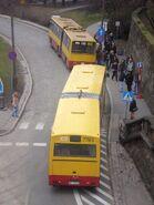 Nowy Zjazd (autobus Z-1, autobus Z-2, marzec 2009)