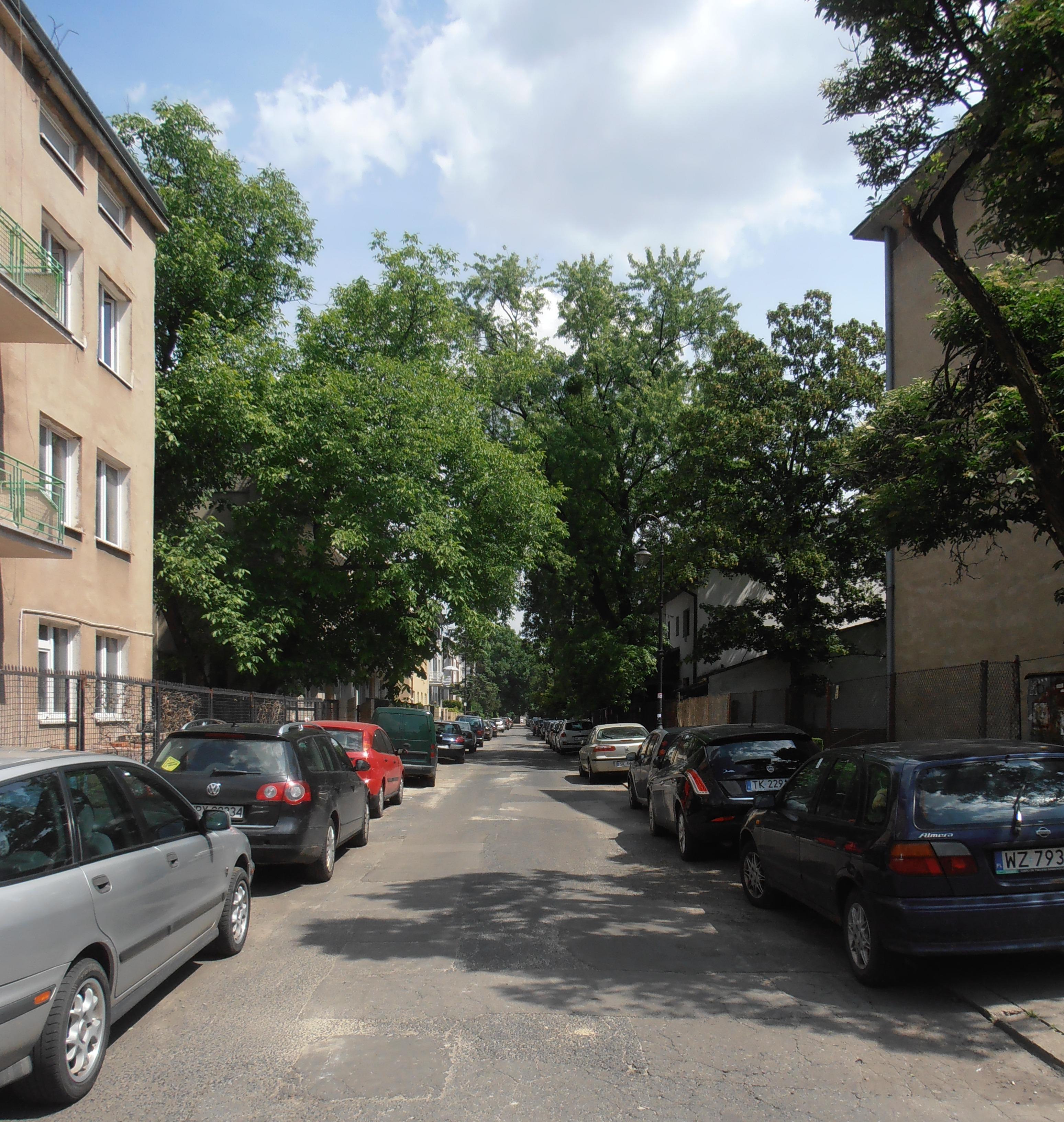 Ulica Czeska