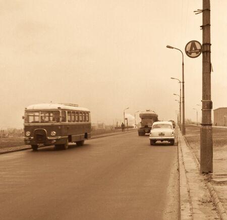 Ulica Modlińska