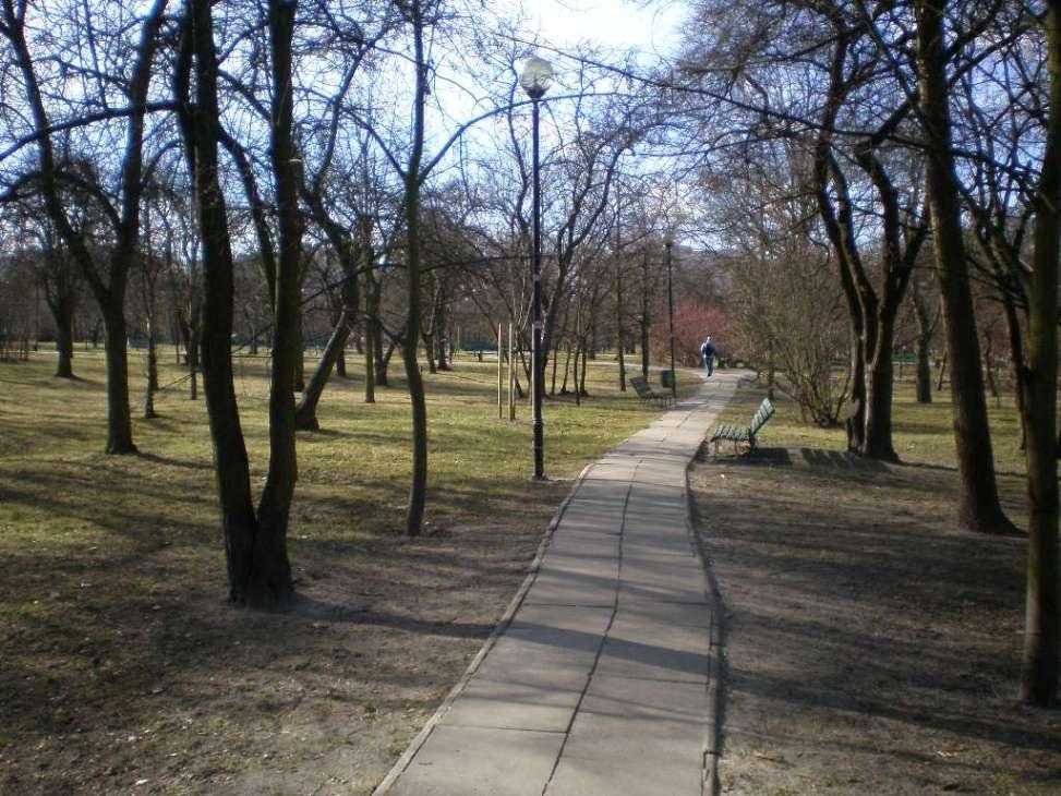 Park Sady Żoliborskie
