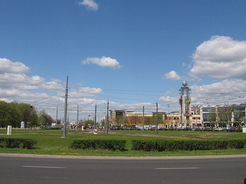 Rondo Zgrupowania AK Radosław