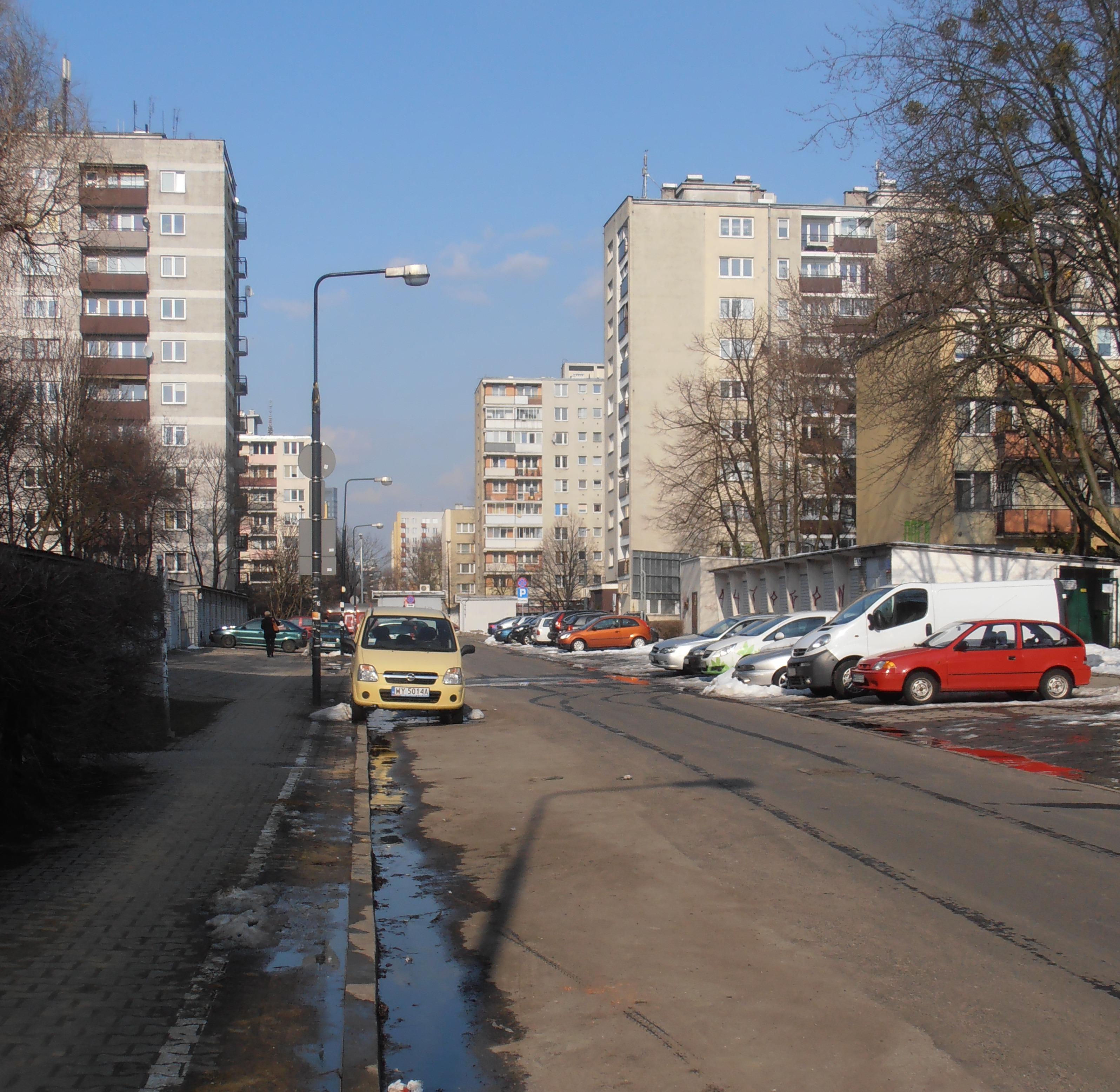 Ulica Niska