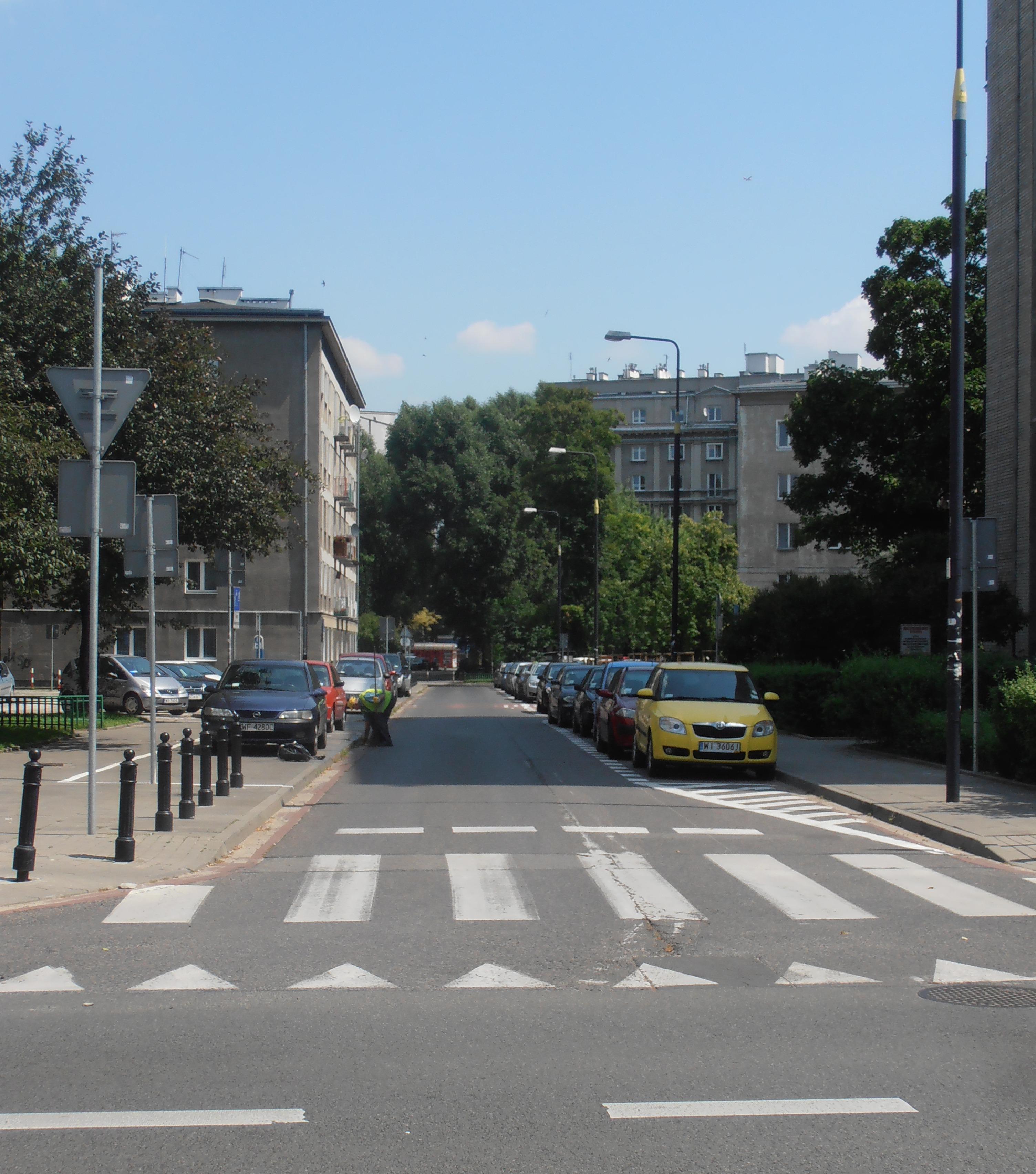 Ulica Nalewki