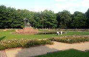 Pomnik Fryderyka Chopina (Łazienki Królewskie)