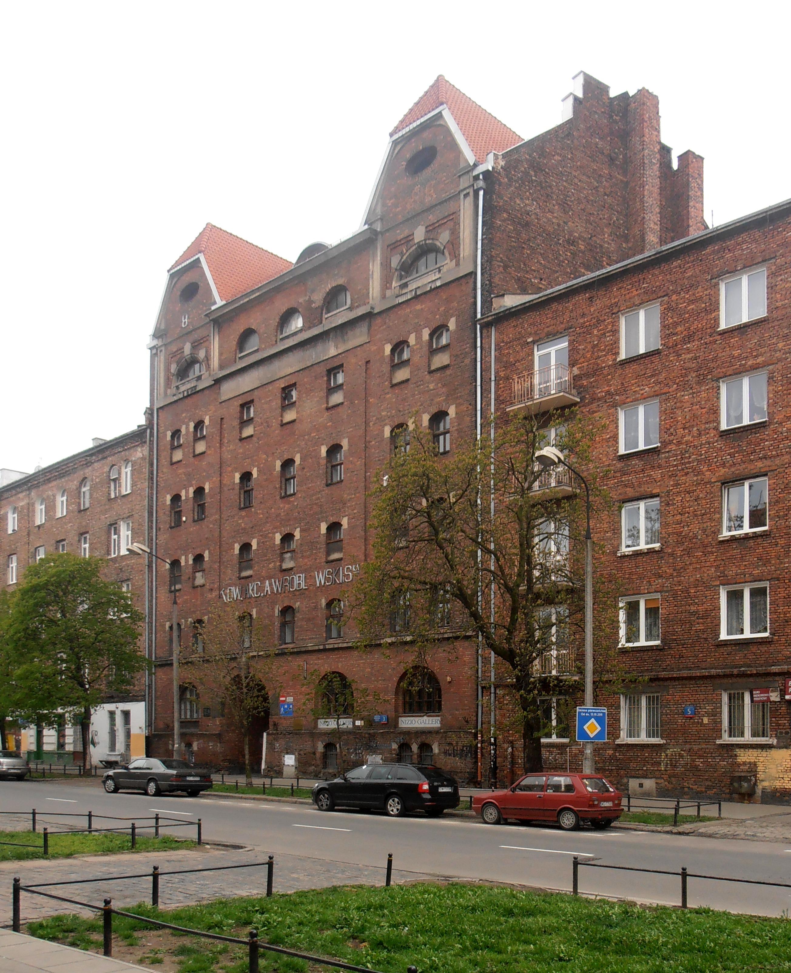 Kamienica Towarzystwa Akcyjnego Przechowywania Mebli A. Wróblewski