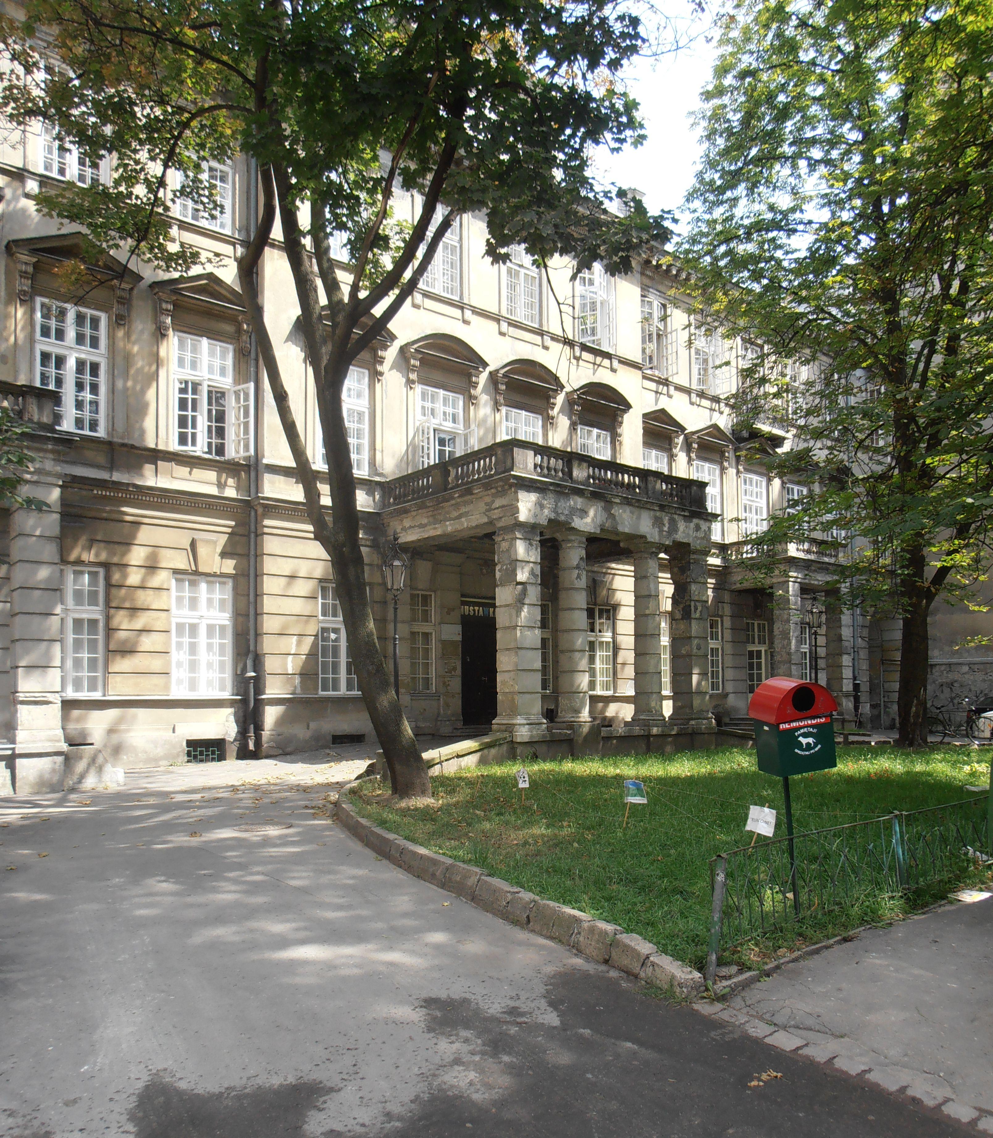 Pałac Belina-Brzozowskich