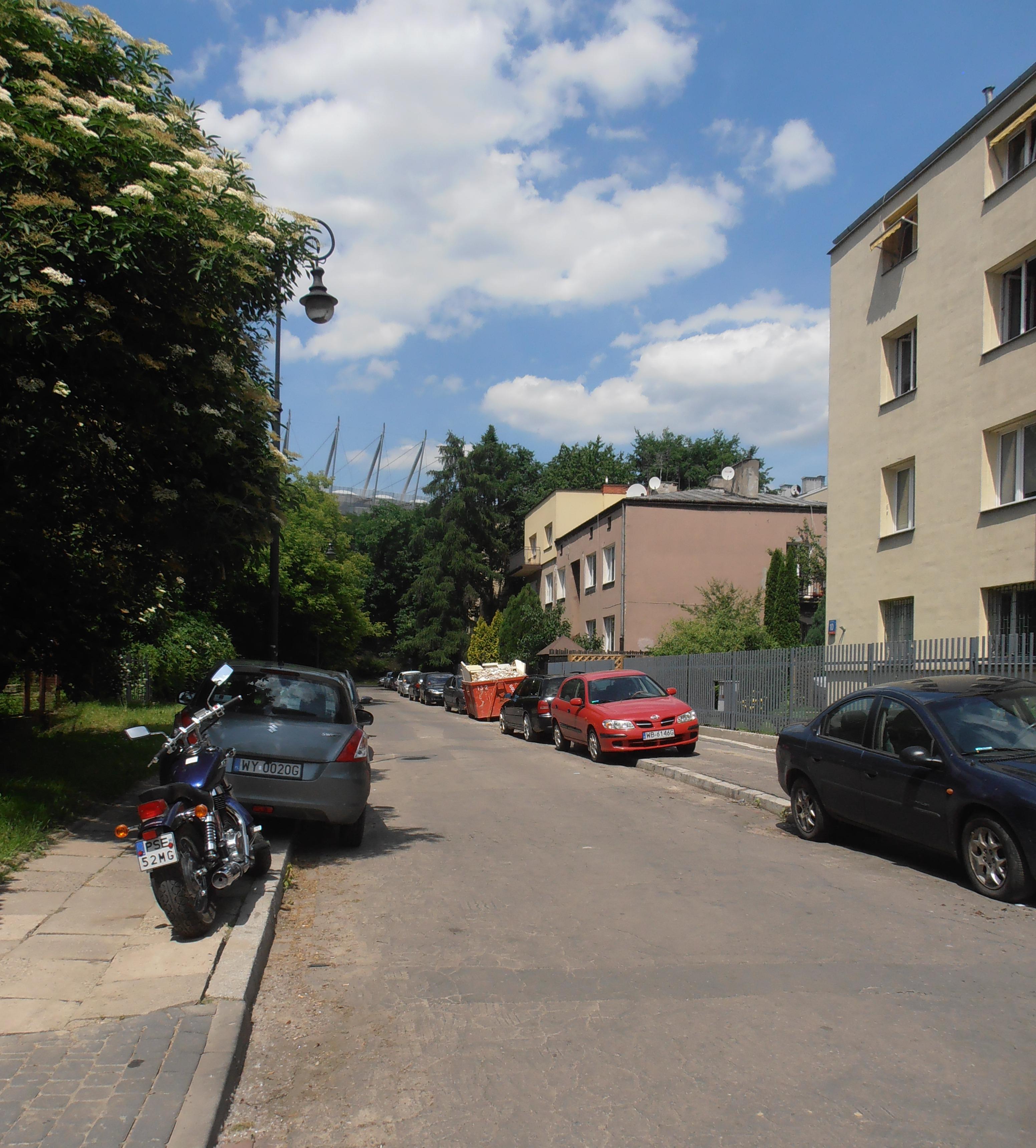 Ulica Łotewska