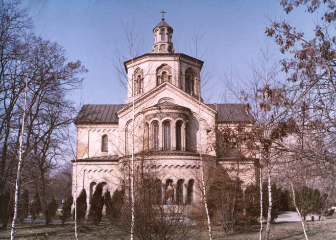 Katedra św. Ducha