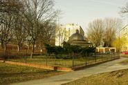 Park Olszyna – ujęcie oligocenki