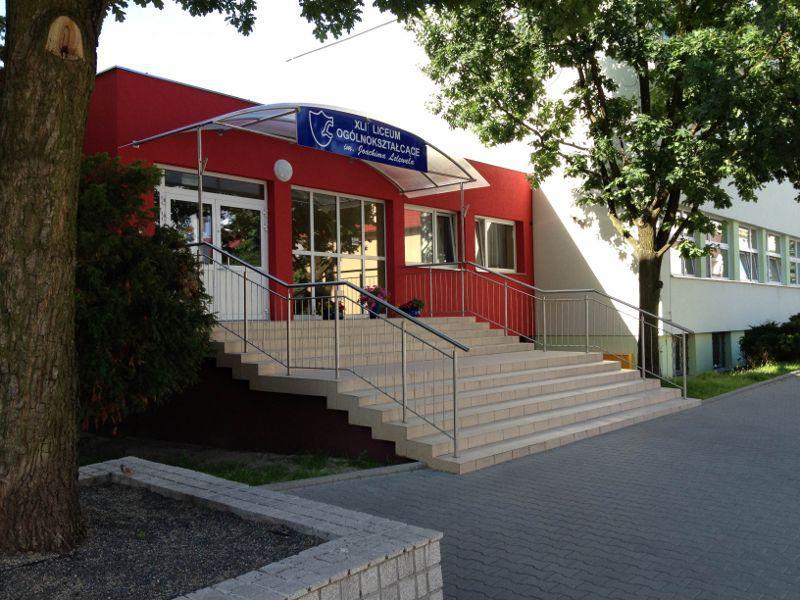 XLI Liceum Ogólnokształcące im. Joachima Lelewela