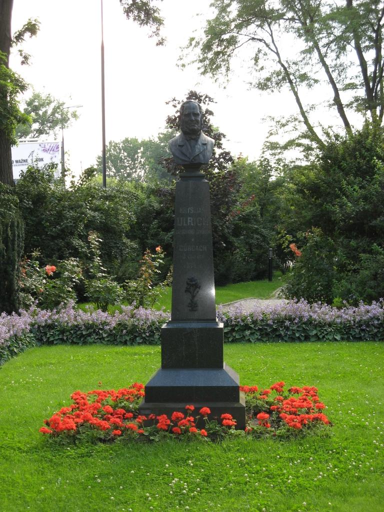 Pomnik Krystiana Ulricha