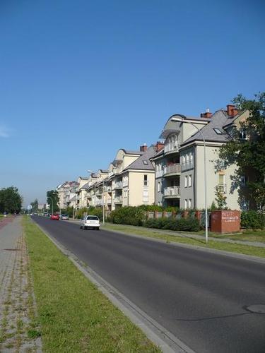 Ulica Nowaka-Jeziorańskiego
