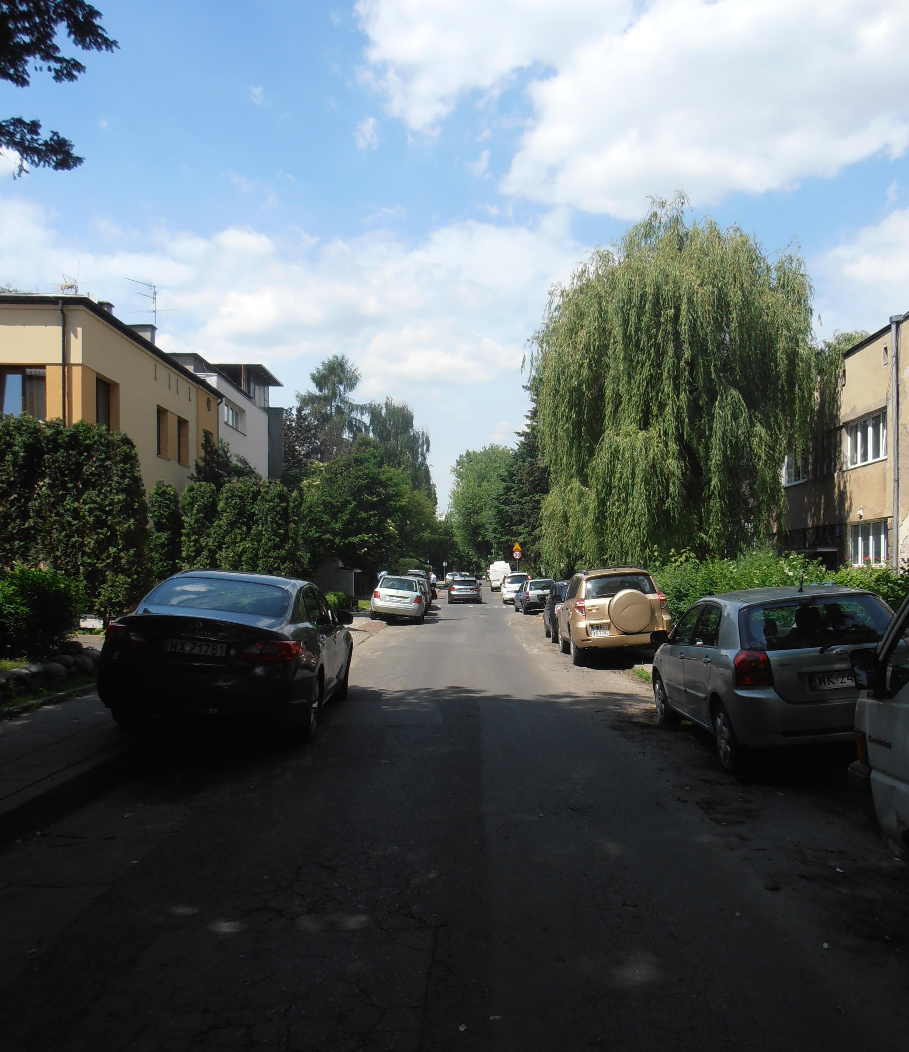 Ulica Katowicka
