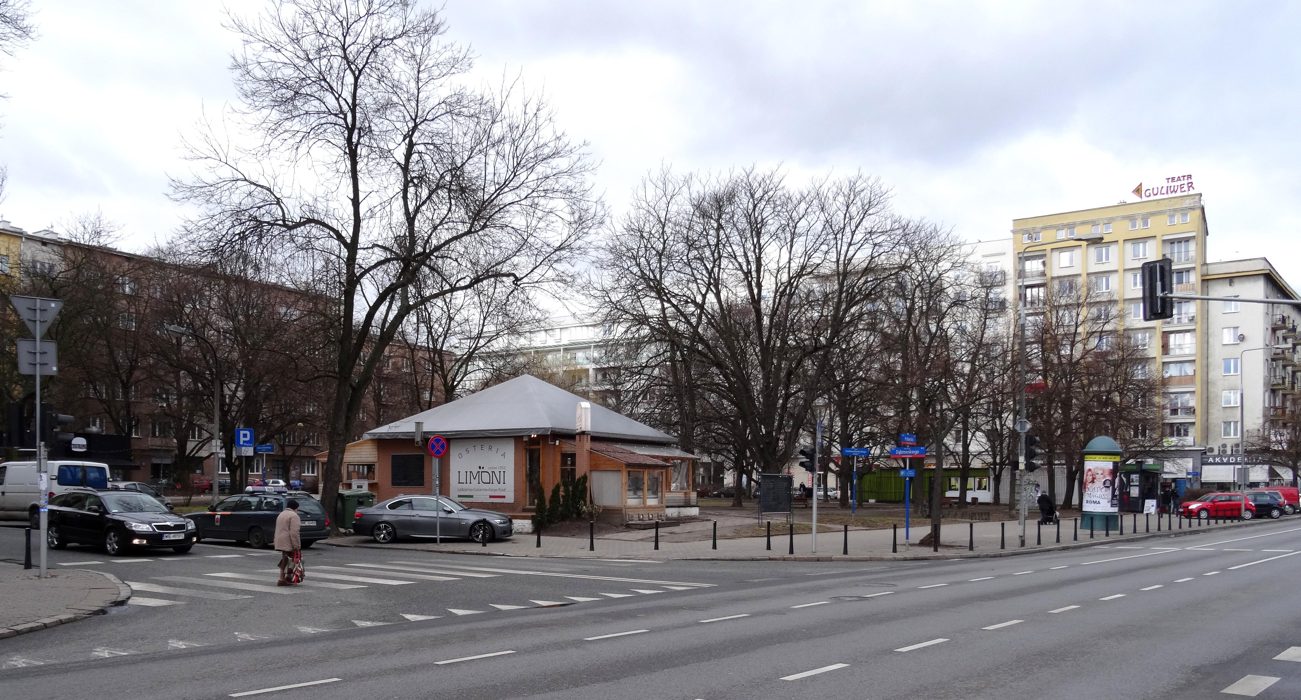 Skwer Stanisława Broniewskiego Orszy