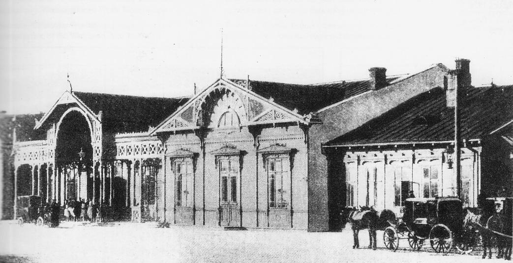 Dworzec Kowelski