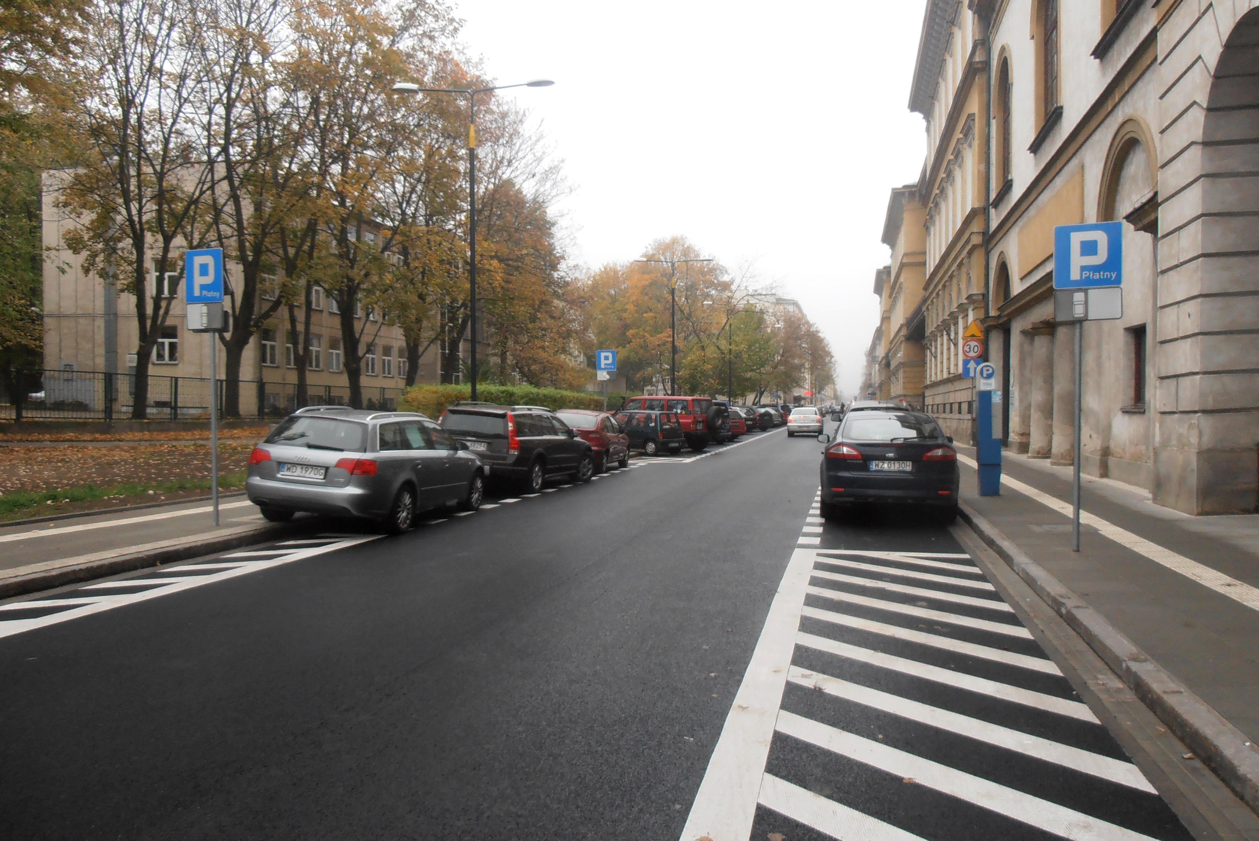 Ulica Elektoralna