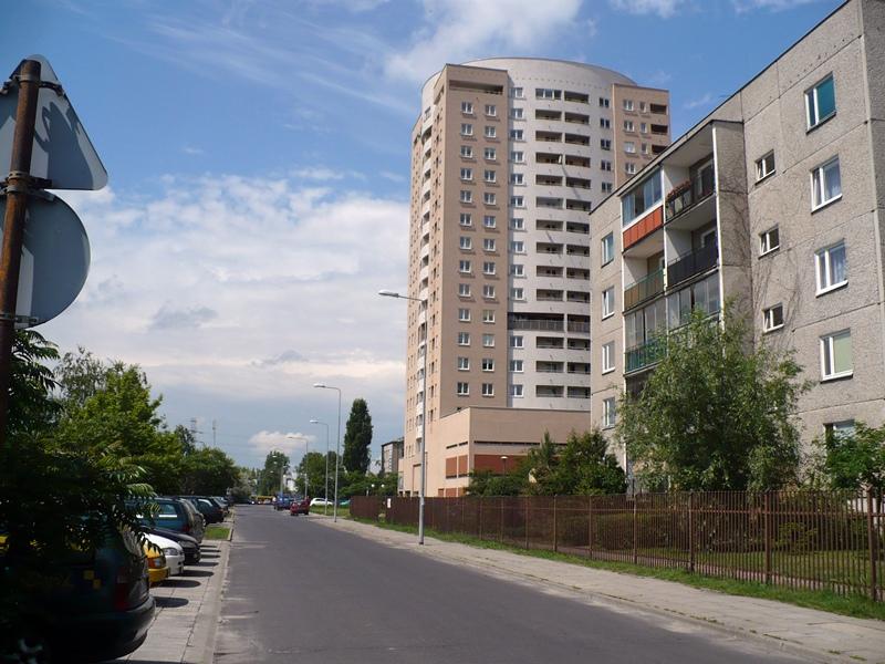Ulica Perkuna