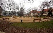 Ogród Krasińskich (plac zabaw)