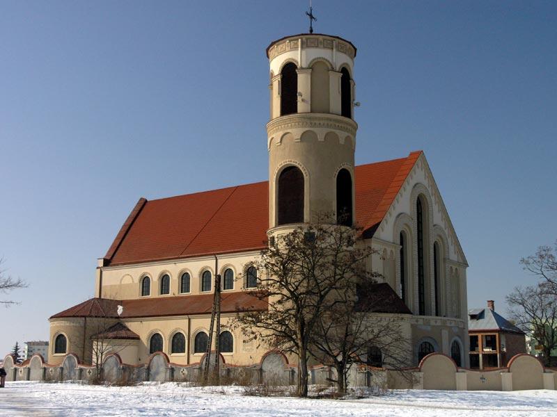 Parafia Ofiarowania Pańskiego