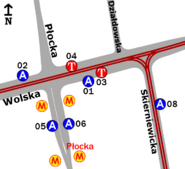 Metro Płocka