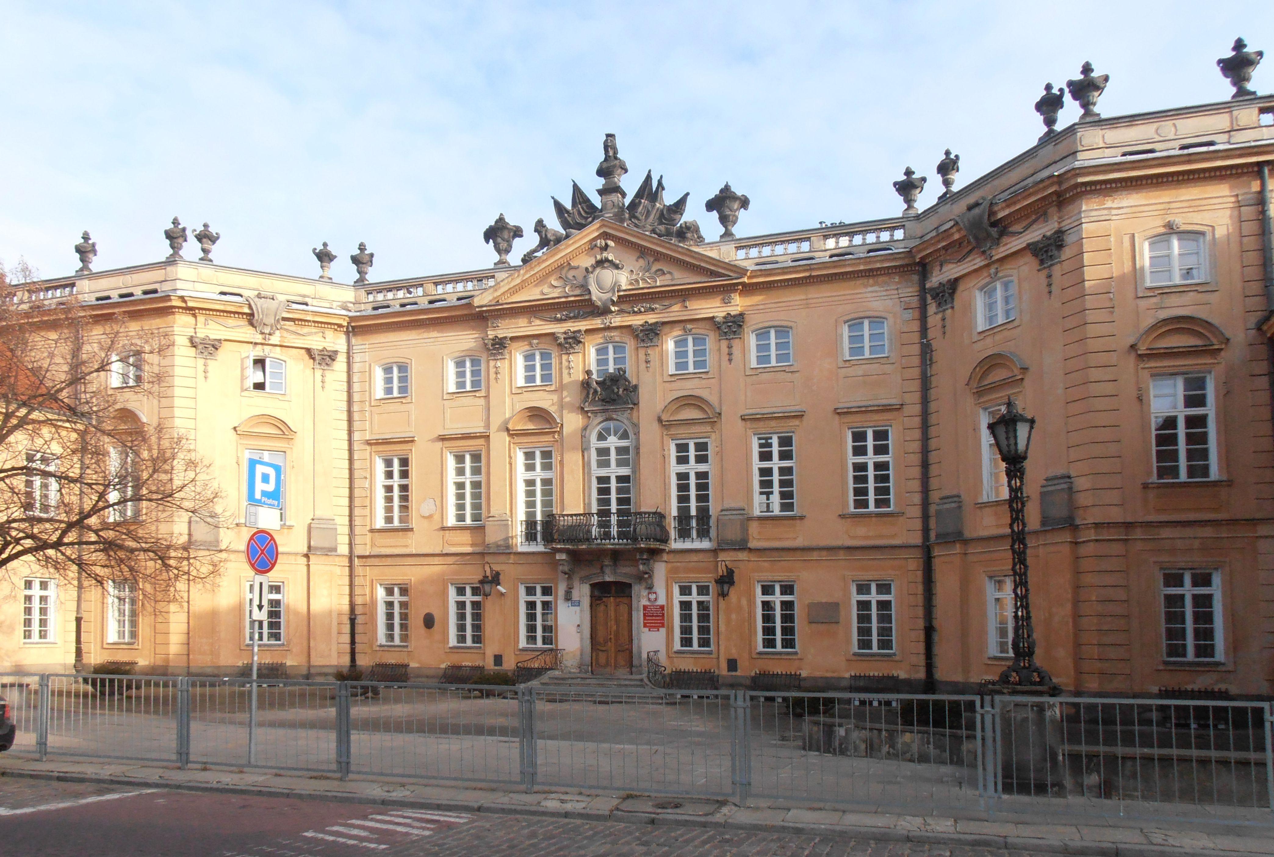 Pałac Sapiehów