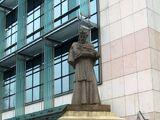 Figura św. Jana Nepomucena na Augustówce