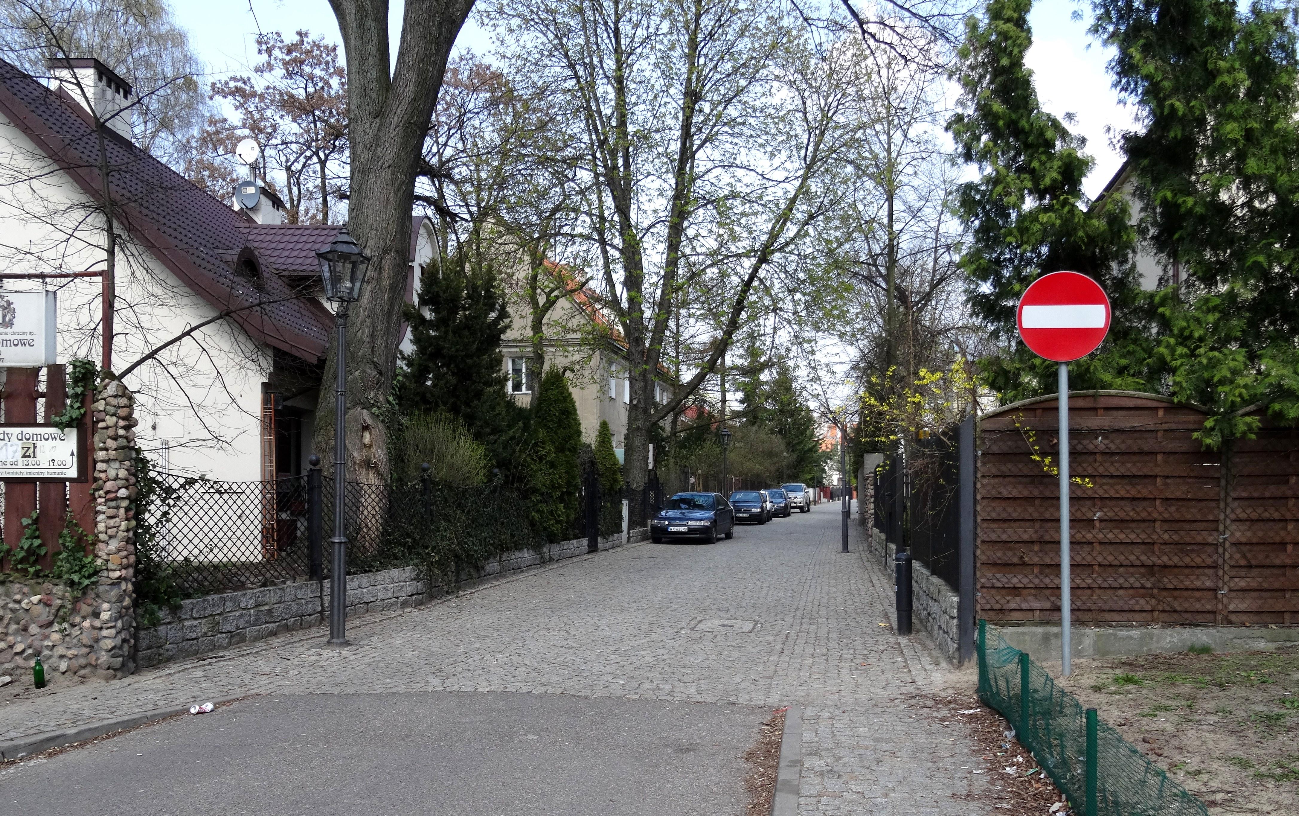 Ulica Płatnicza