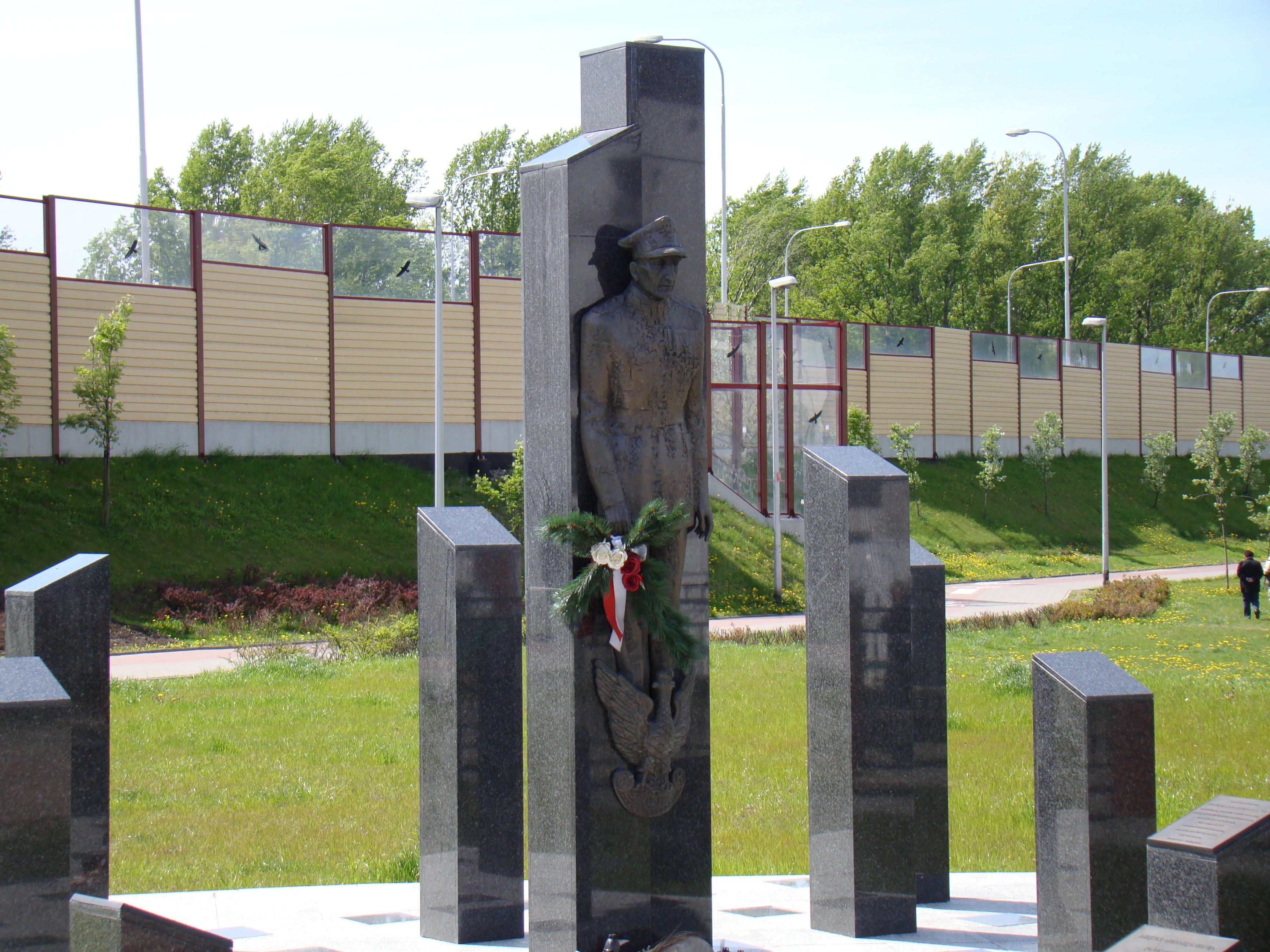 Pomnik gen. Emila Fieldorfa