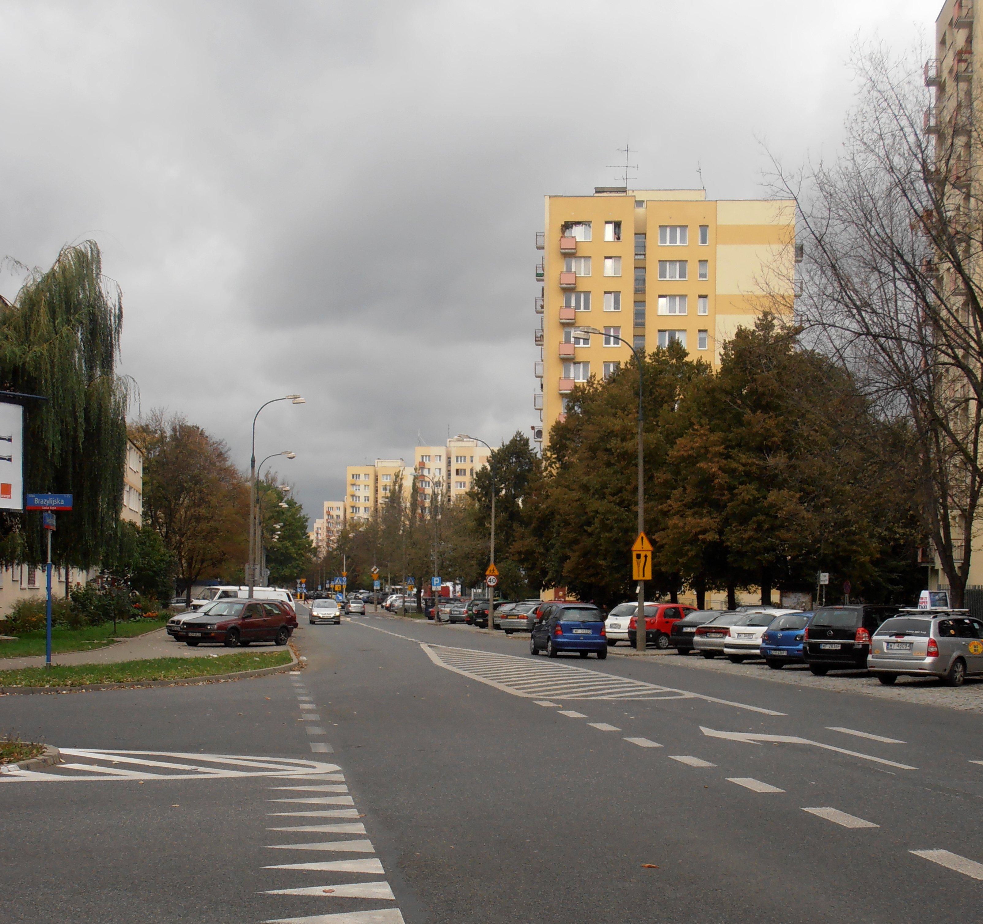 Ulica Międzynarodowa