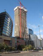 Złota (budynek nr 44, budowa)