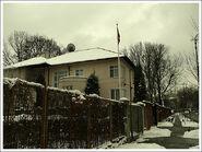 Krolowej aldony Ambasada Islamskiej Republiki Iranu