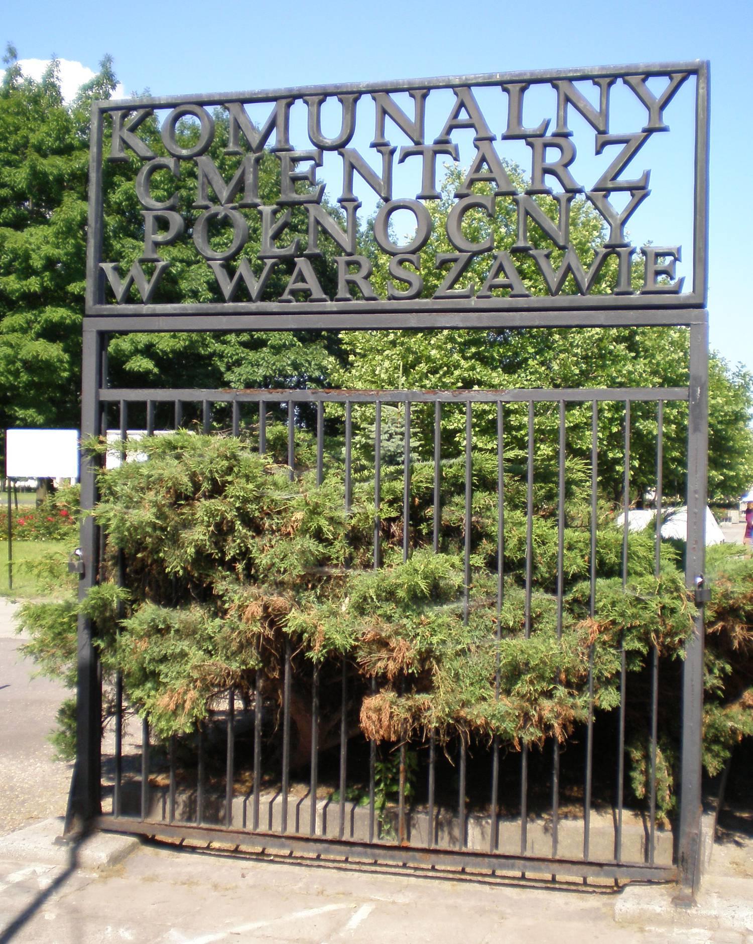 Komunalny Cmentarz Północny