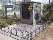 Kazimierzowska, Madalińskiego (kamień)