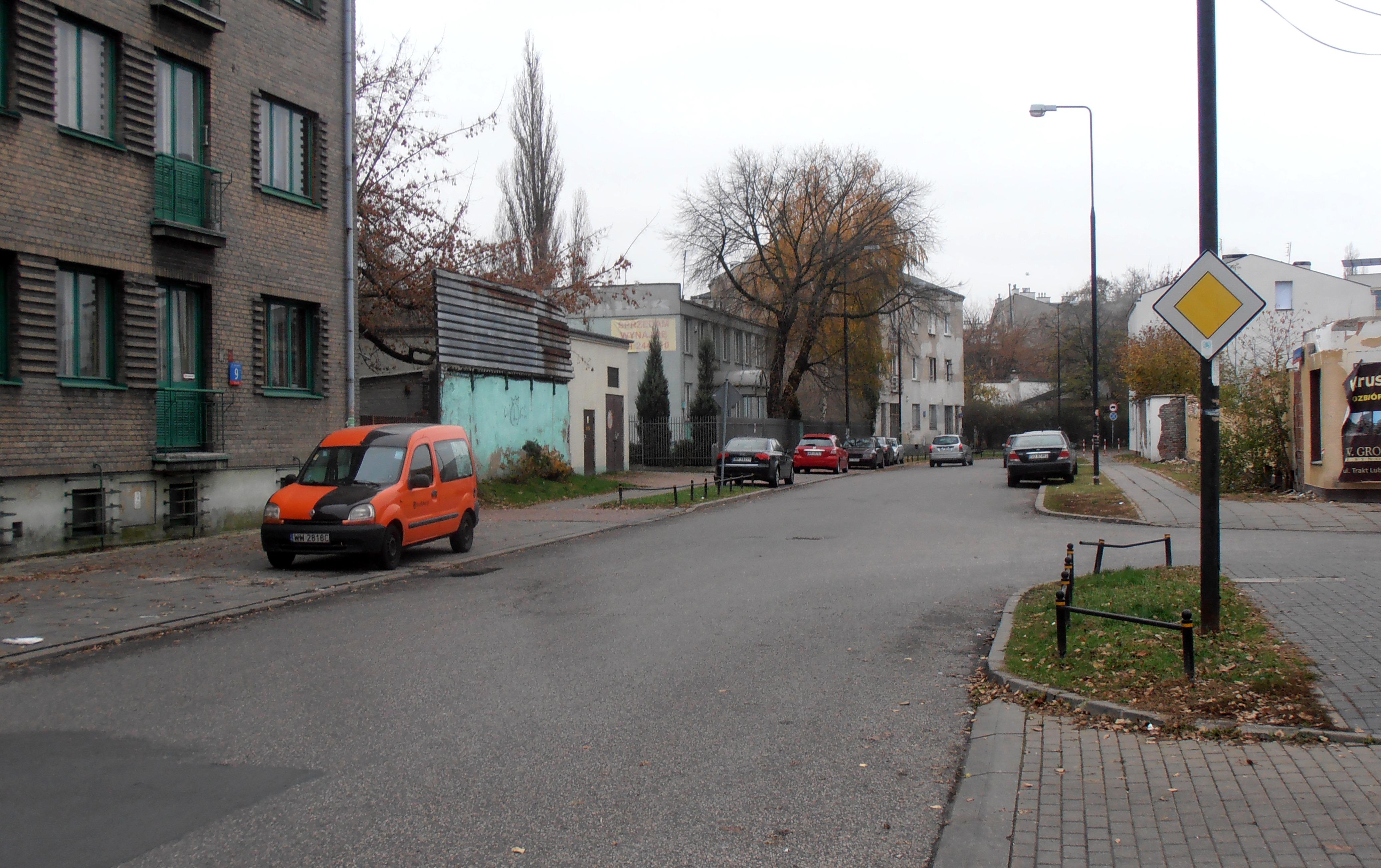 Ulica Groszowicka