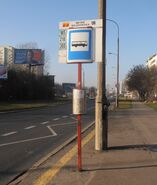 Metro Wilanowska (przystanek 3)