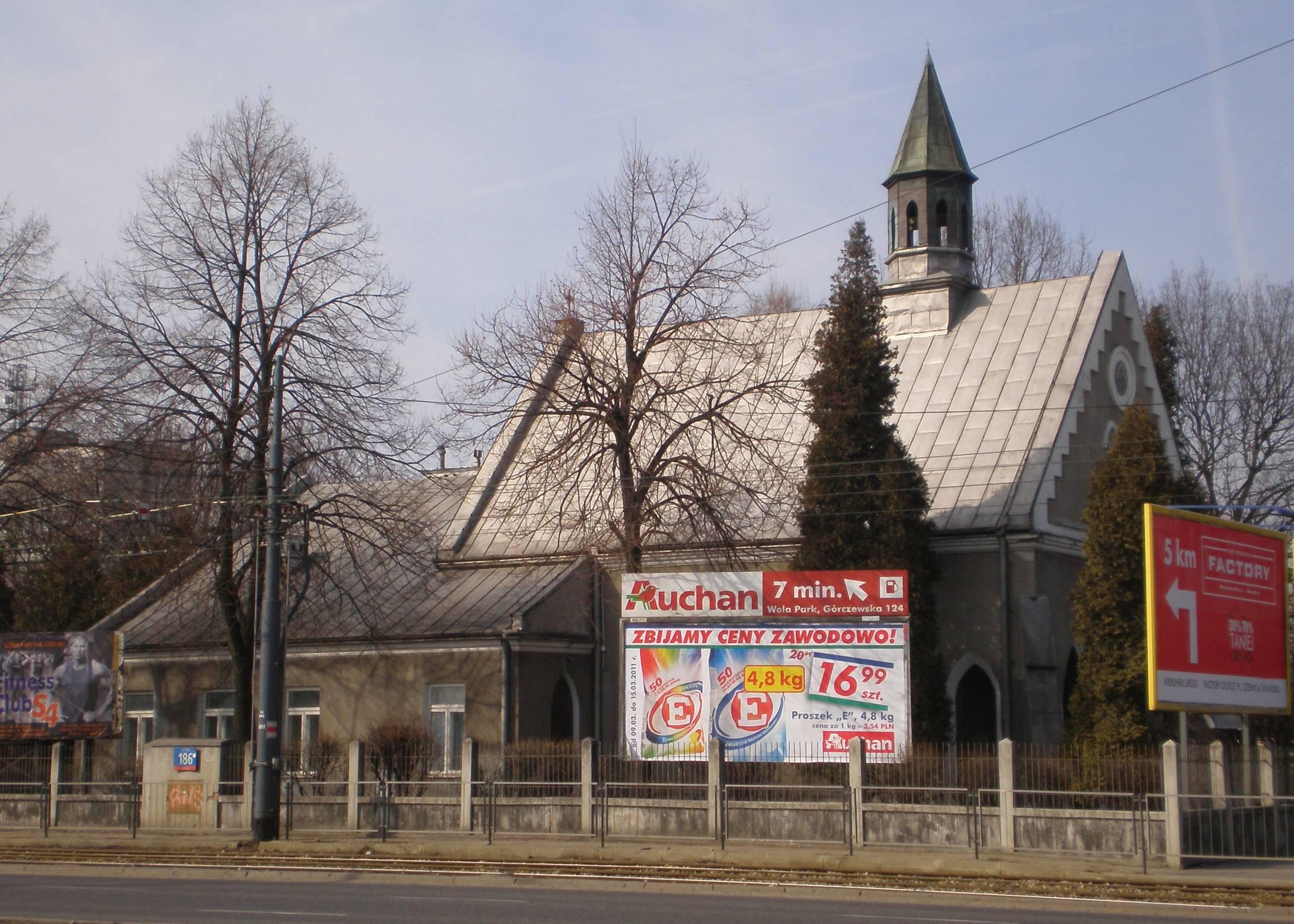 Stary Kościół Matki Bożej Nieustającej Pomocy