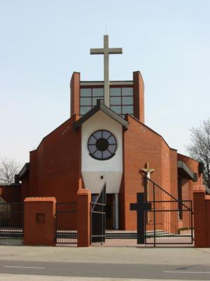 Nowy Kościół Matki Bożej Nieustającej Pomocy