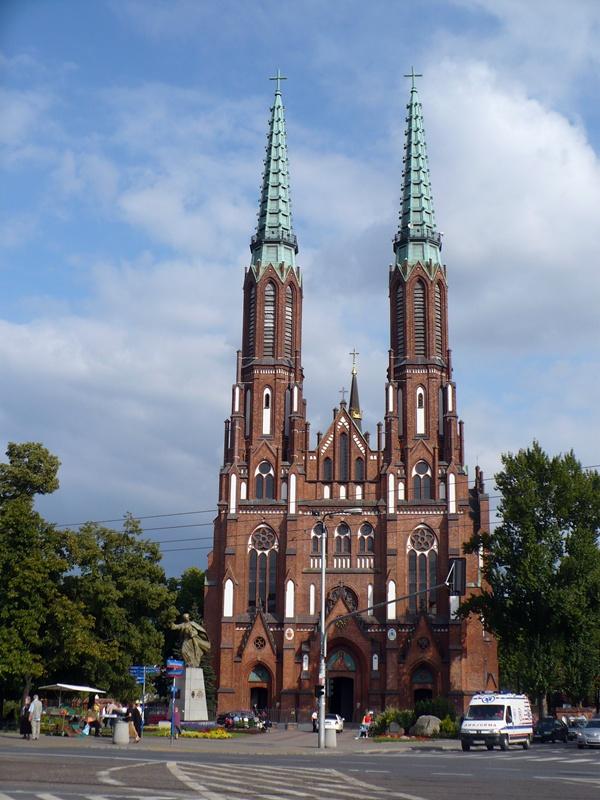 Bazylika katedralna św. Michała Archanioła i św. Floriana