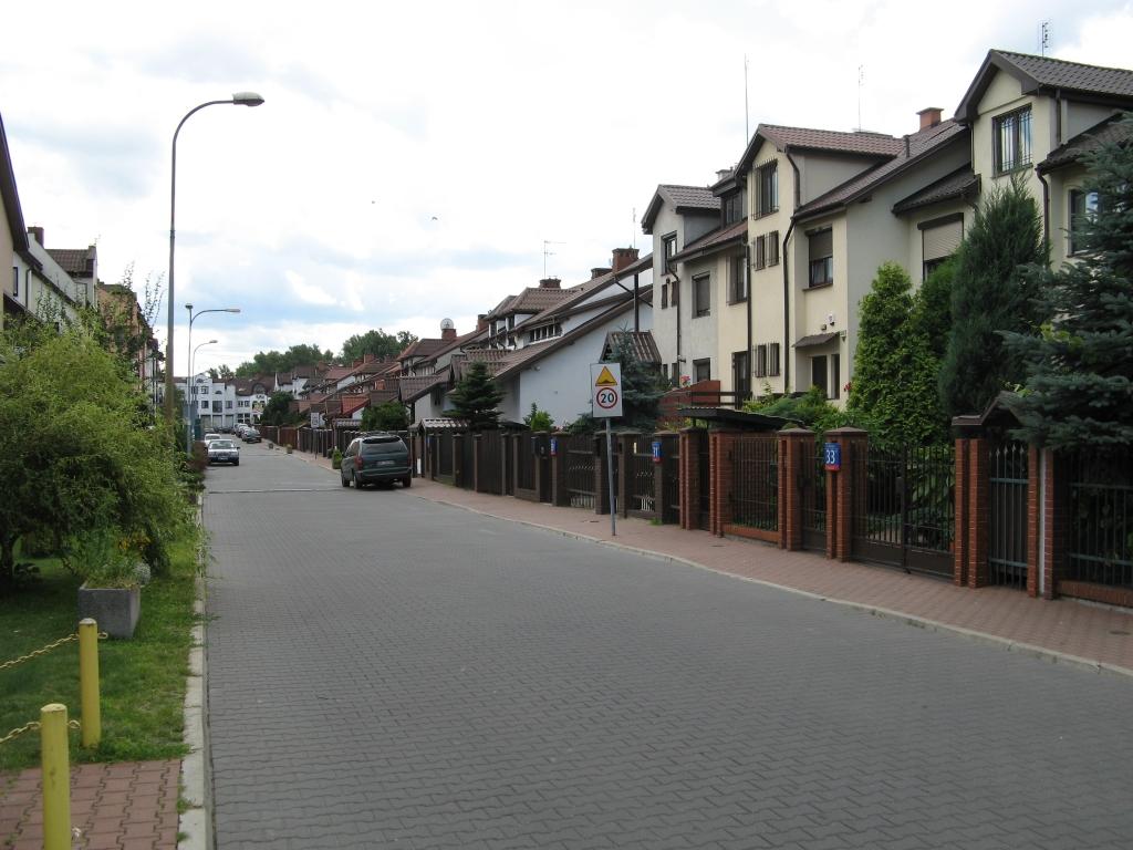 Ulica Biskupia