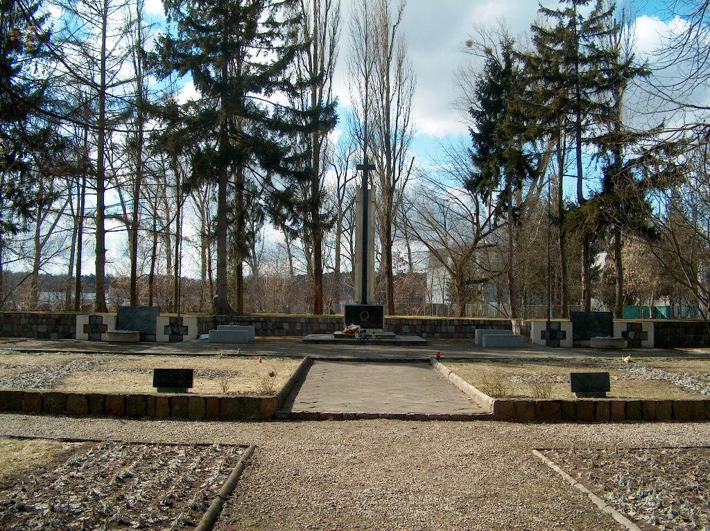 Cmentarz Powstańców Warszawy w Powsinie