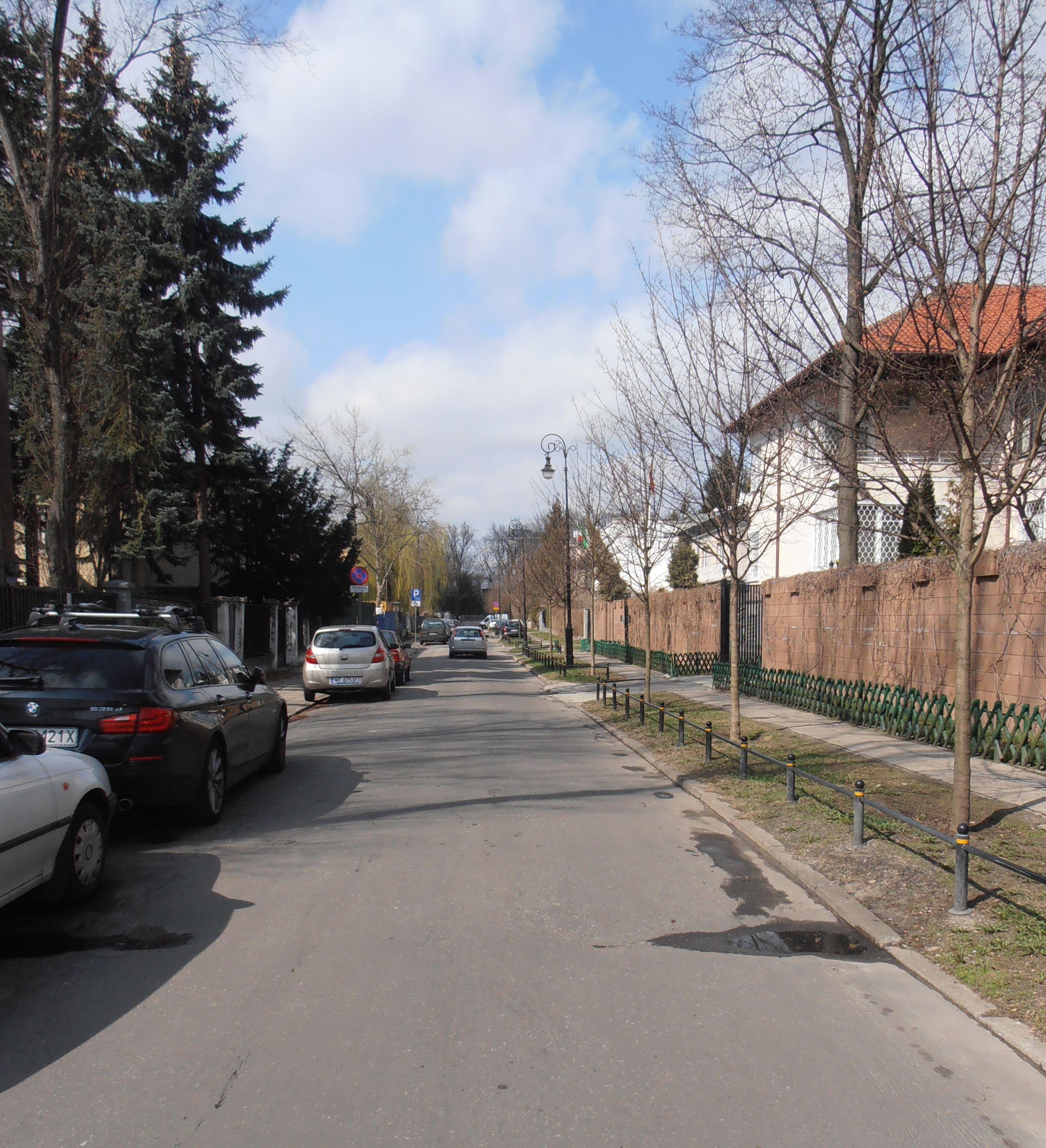 Ulica Królowej Aldony