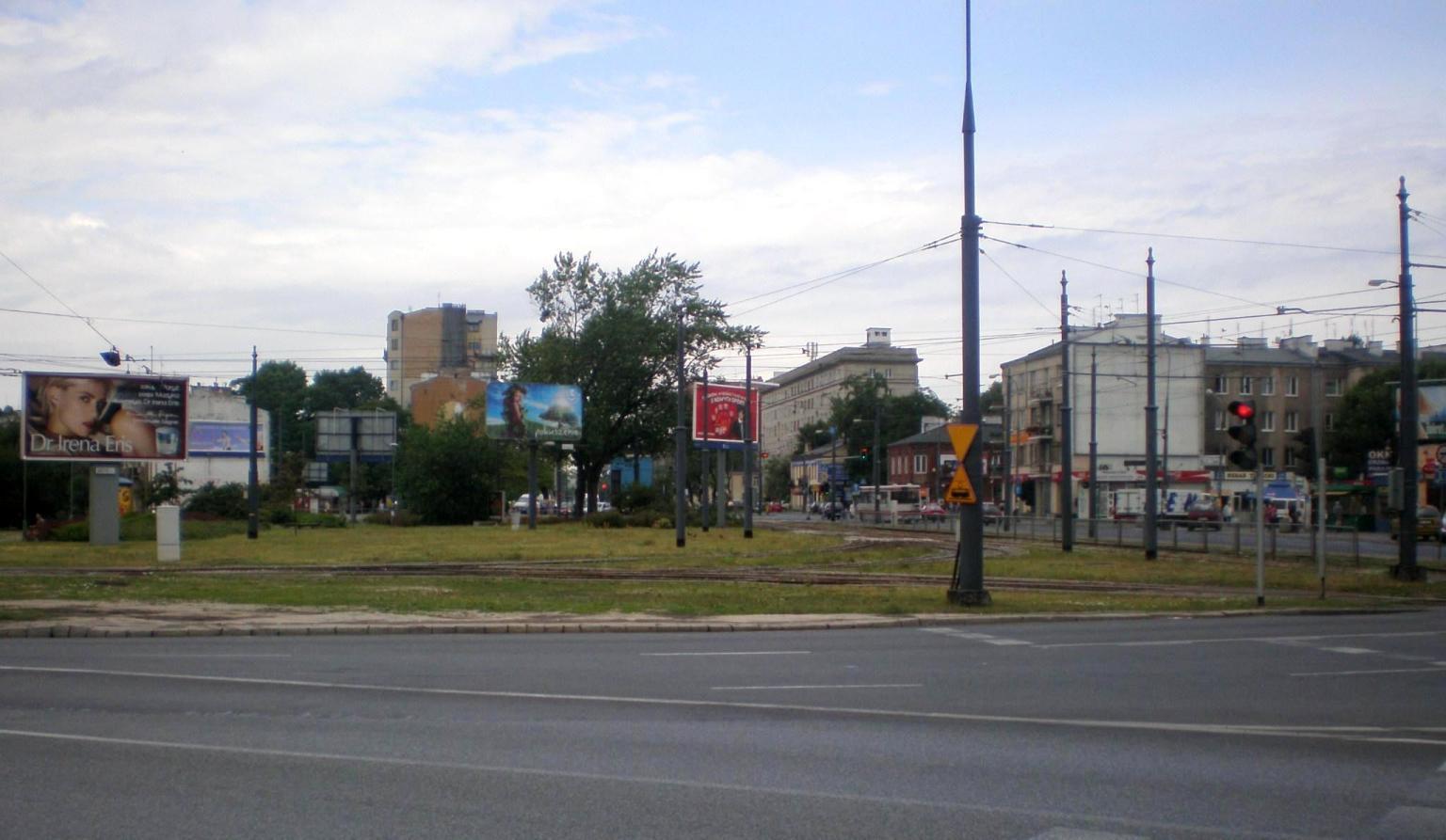 Rondo Wiatraczna