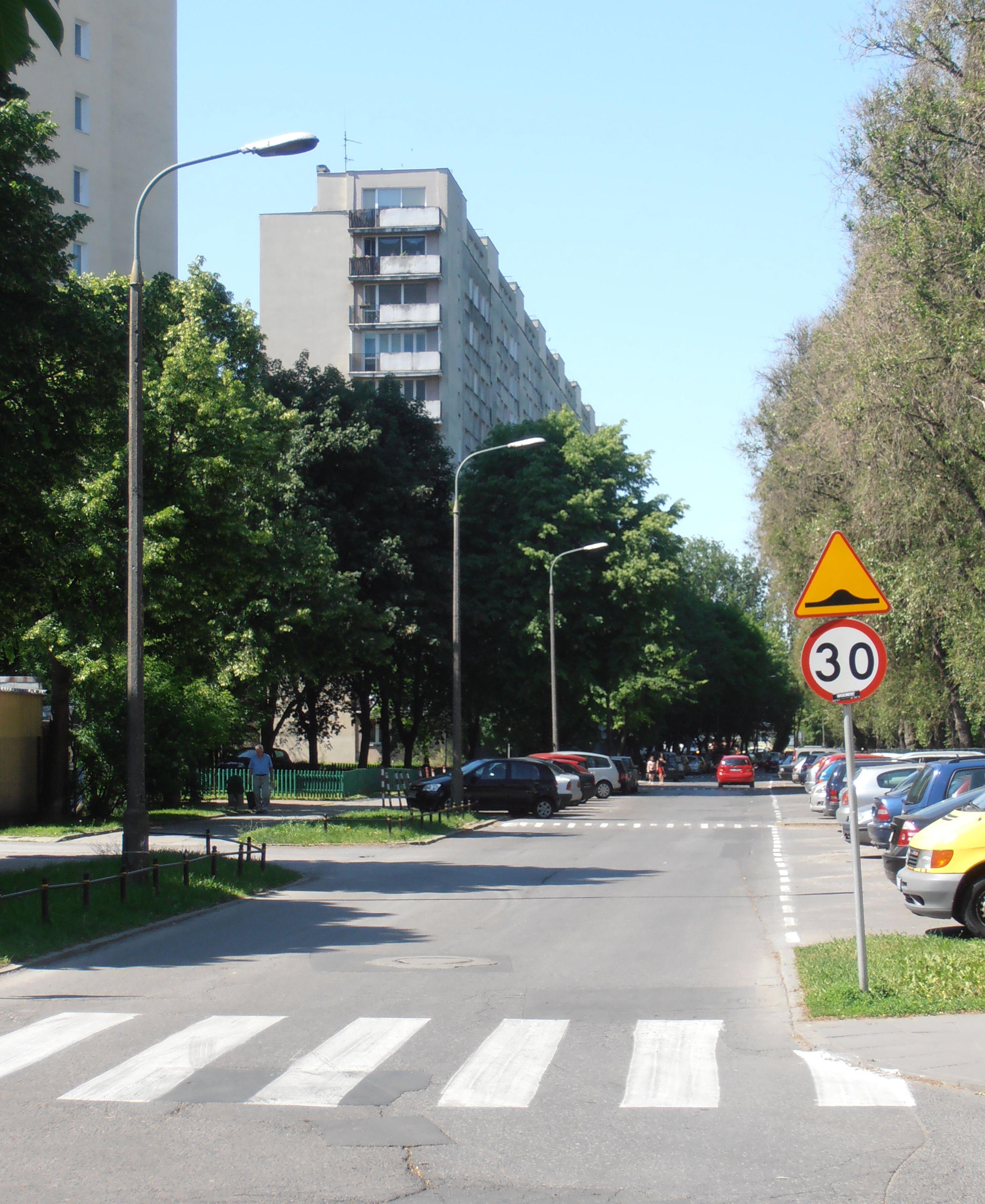 Ulica Lizbońska