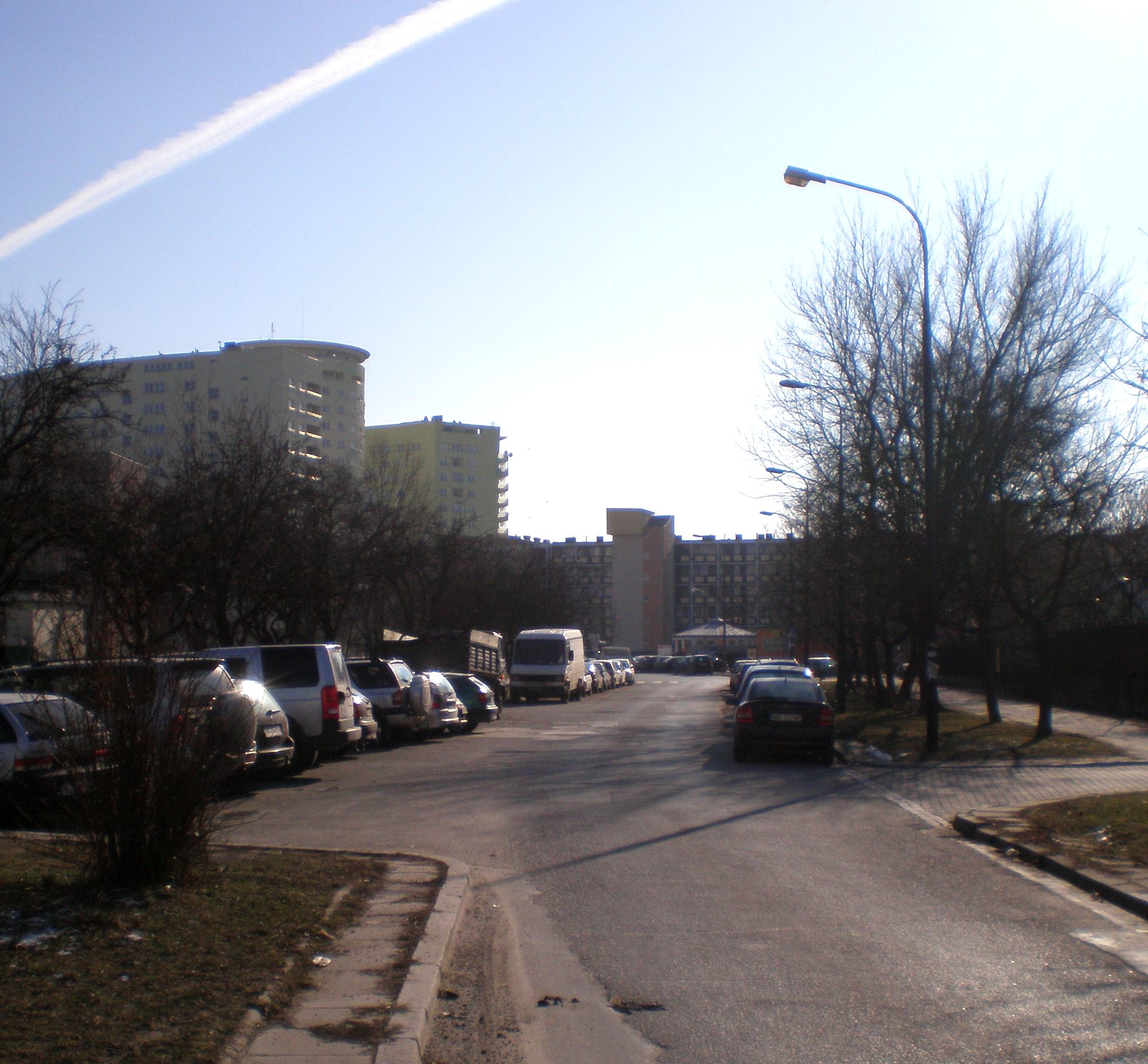 Ulica Motorowa
