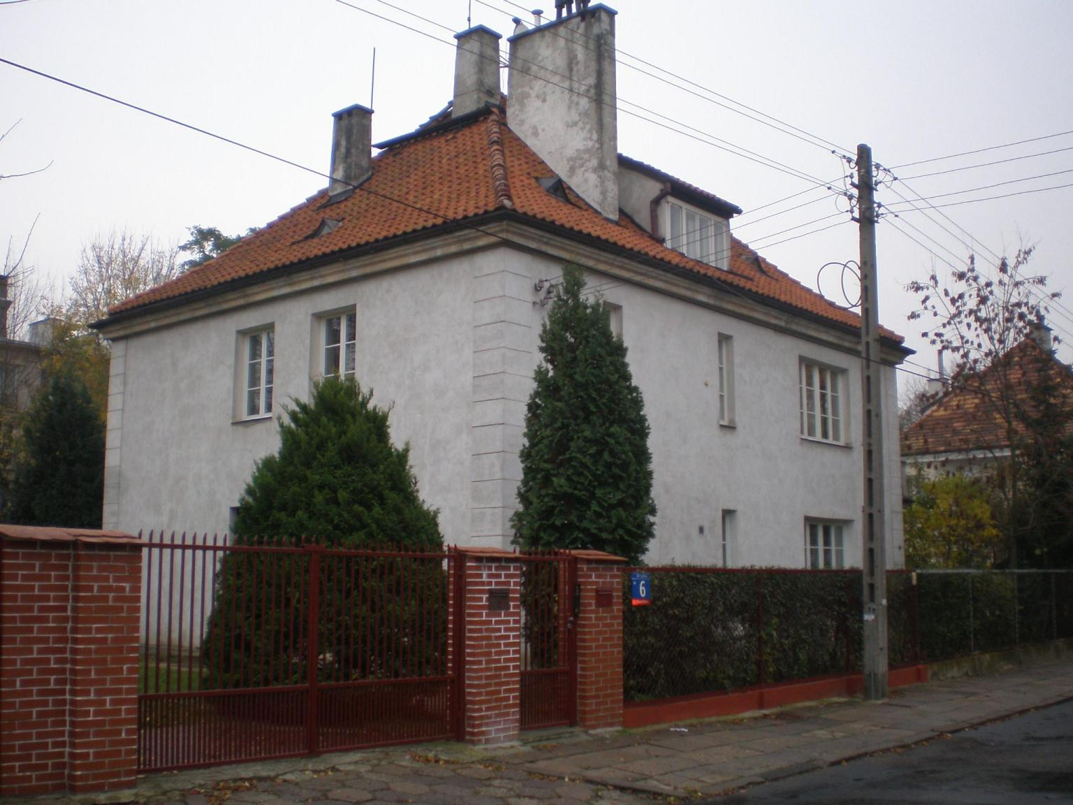 Dom Lipińska 6