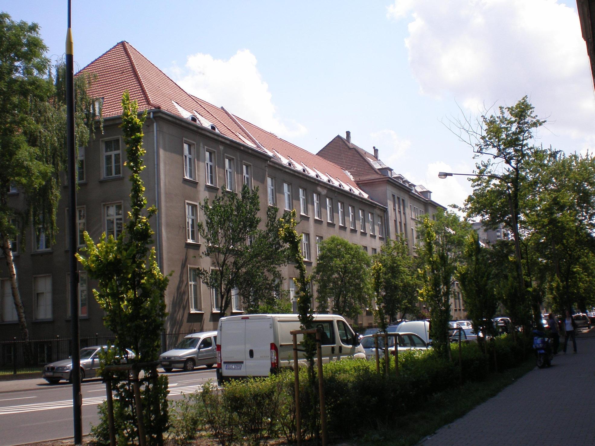 Ulica Płocka