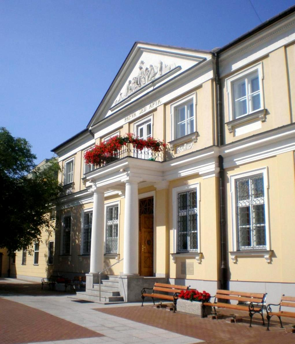 Pałacyk Bogusławskiego